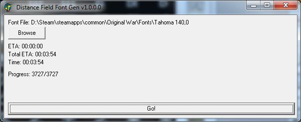 original-war net - Distance Field Font Gen